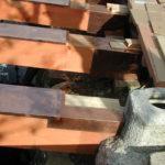 彦根城 表門橋復元工事
