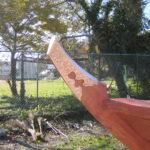 彦根城 屋形船製作